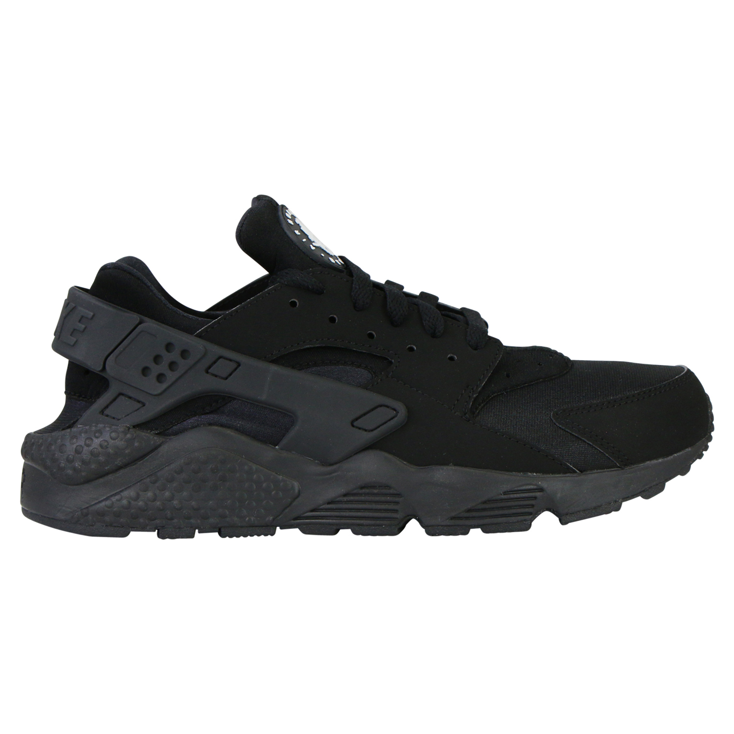 nike air huarache schuhe turnschuhe sneaker herren schwarz. Black Bedroom Furniture Sets. Home Design Ideas