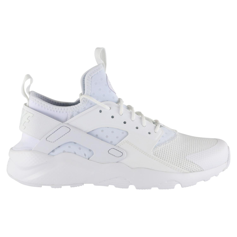 Details zu Nike Air Huarache Ultra (GS) Schuhe Turnschuhe Sneaker Mädchen  Damen Weiß 95a4b11620