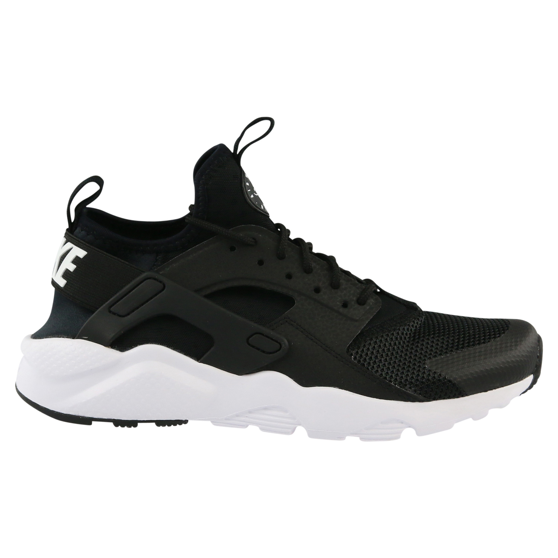 Details zu Nike Air Huarache Ultra (GS) Schuhe Turnschuhe Sneaker Jungen  Mädchen Schwarz 1876e6a83e