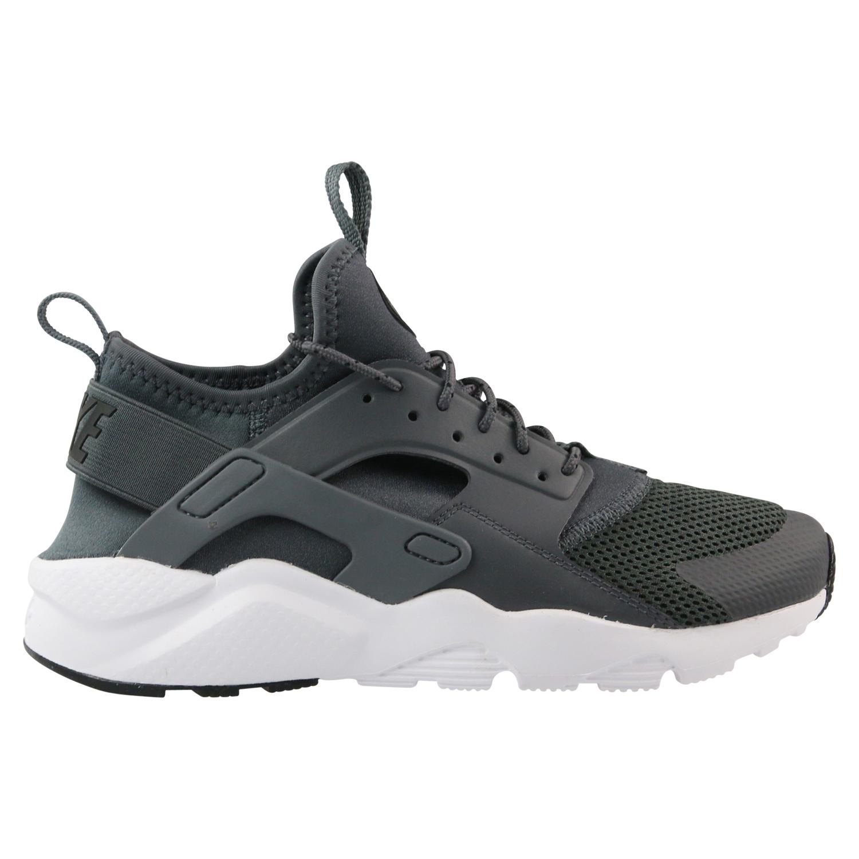 95546b7fa1359a Nike Air Huarache Ultra (GS) Sneaker Jungen Schuhe Dunkelgrau 847569 ...