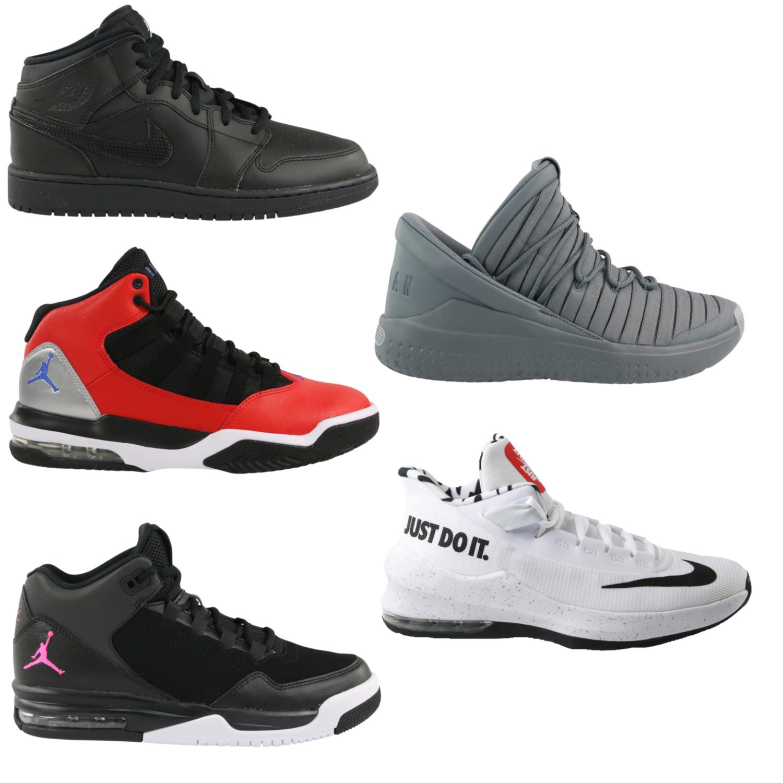 Mädchen SneakerGSKinder Damen Jordan Basketballschuhe Nike Max Details Air Jungen zu 8XNnOk0PZw