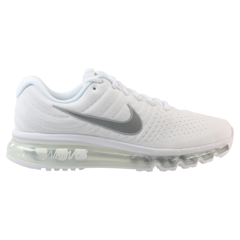ef40856484647 Nike Air Max 2017 (GS) Laufschuhe Sneaker Kinder Damen Weiß 851622 ...