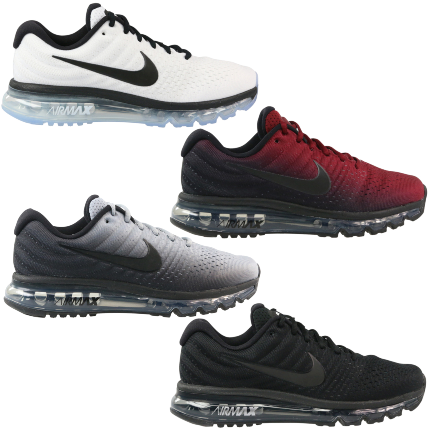 Details about Nike Air Max 2017 Shoes Running Shoes Sneakers Trainer Running Mens 849559 show original title