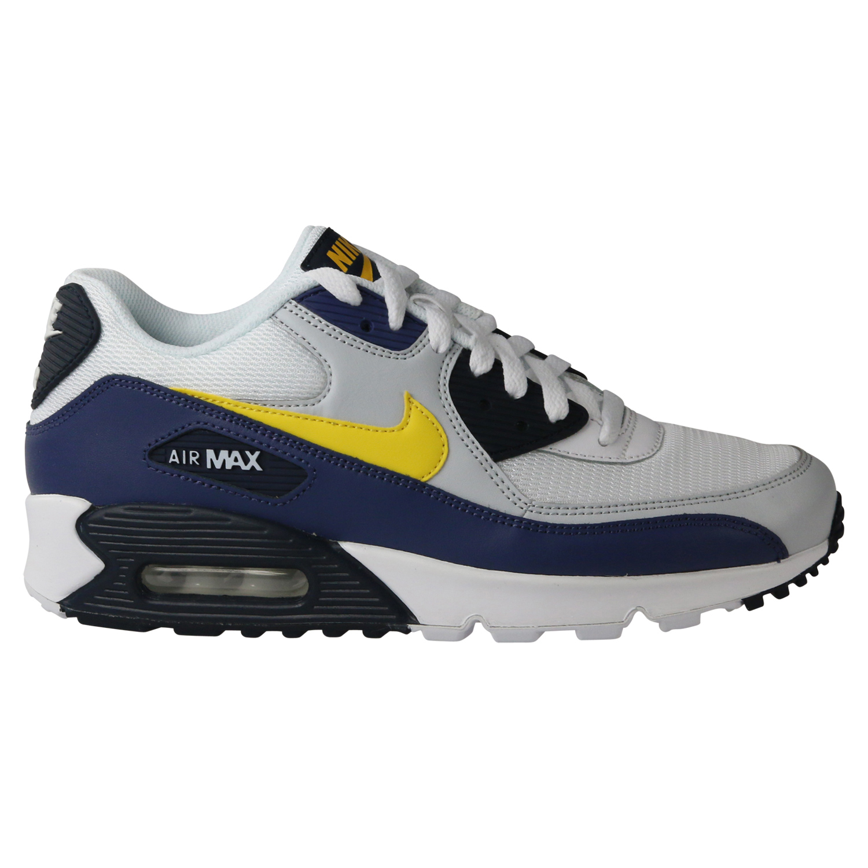 1eb6687bc96b2 Nike Air Max 90 Essential Sneaker Schuhe Herren Weiß AJ1285 101 | eBay