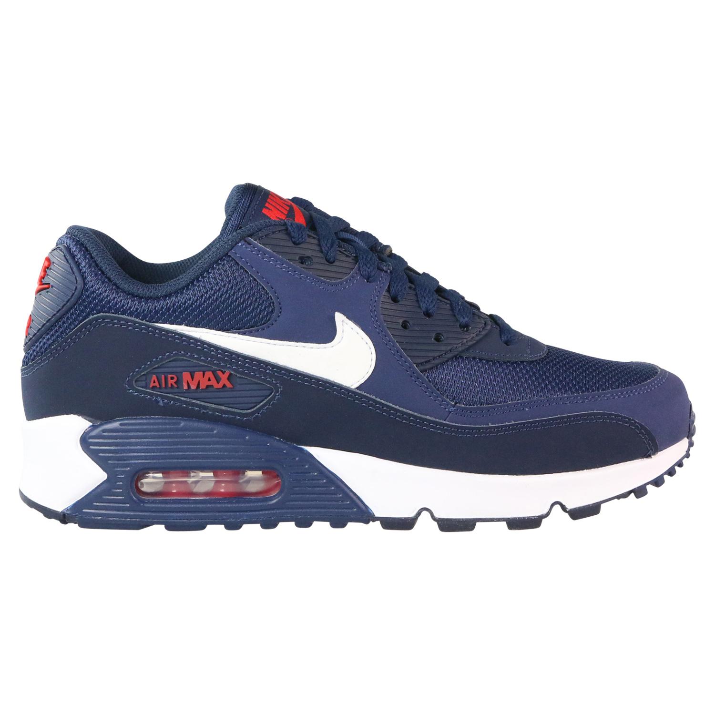 Details zu Nike Air Max 90 Essential Schuhe Sneaker Herren AJ1285 403 Dunkelblau