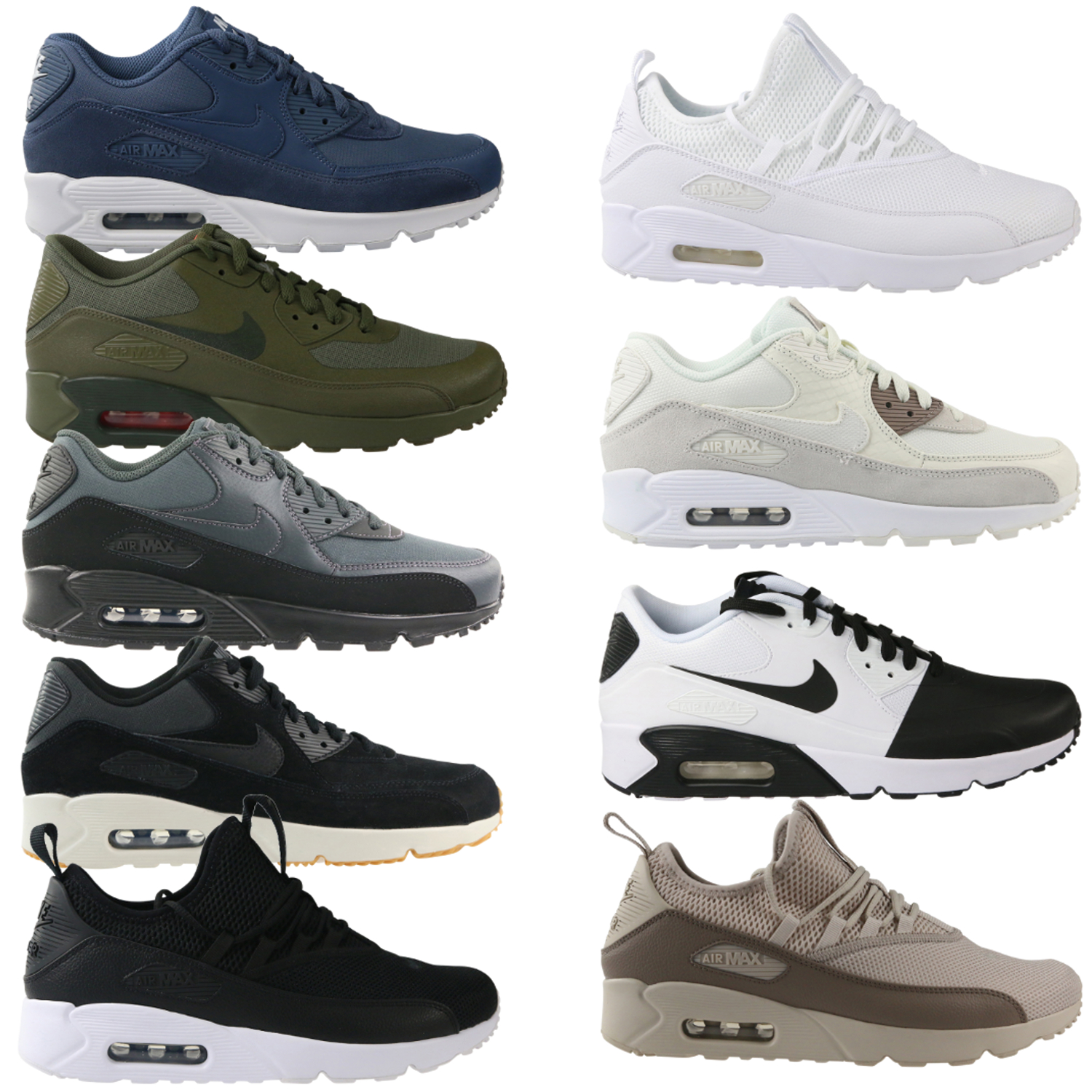 Details about Nike Air Max 90 Essential Ultra 2.0 EZ Sneaker Shoes Mens show original title