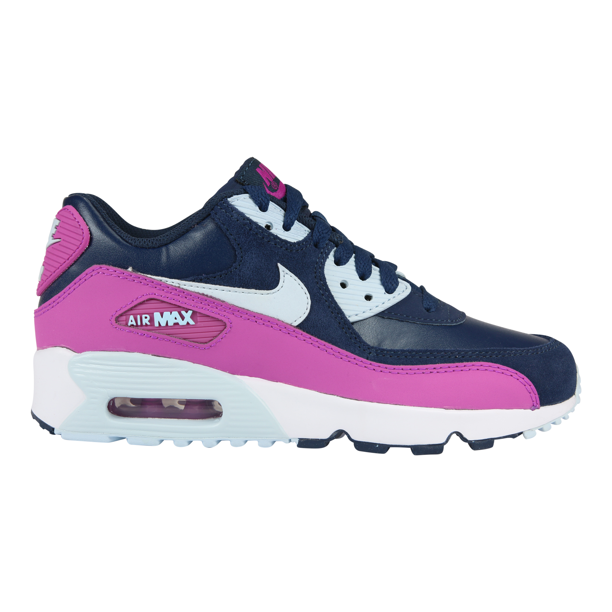 nike air max 90 gs schuhe turnschuhe sneaker kinder damen. Black Bedroom Furniture Sets. Home Design Ideas