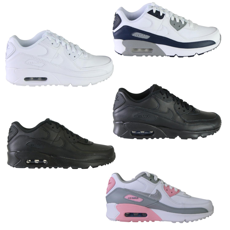 aea6a6f79c50a9 Nike Air Max 90 SE Ultra Premium GS Schuhe Turnschuhe Sneaker Kinder ...