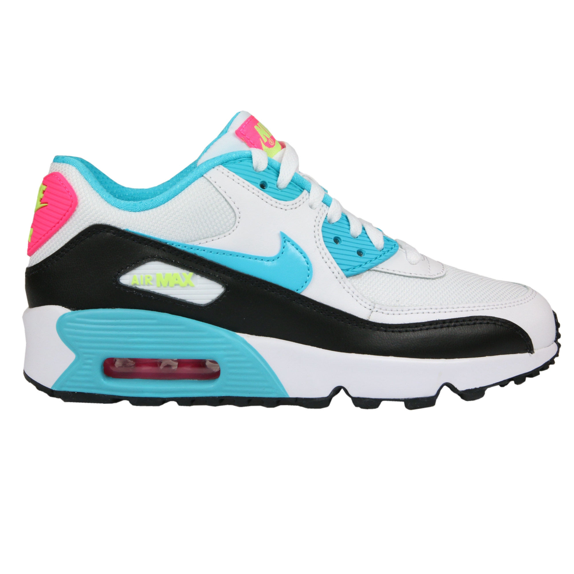 nike air max 90 gs schuhe turnschuhe sneaker damen kinder. Black Bedroom Furniture Sets. Home Design Ideas