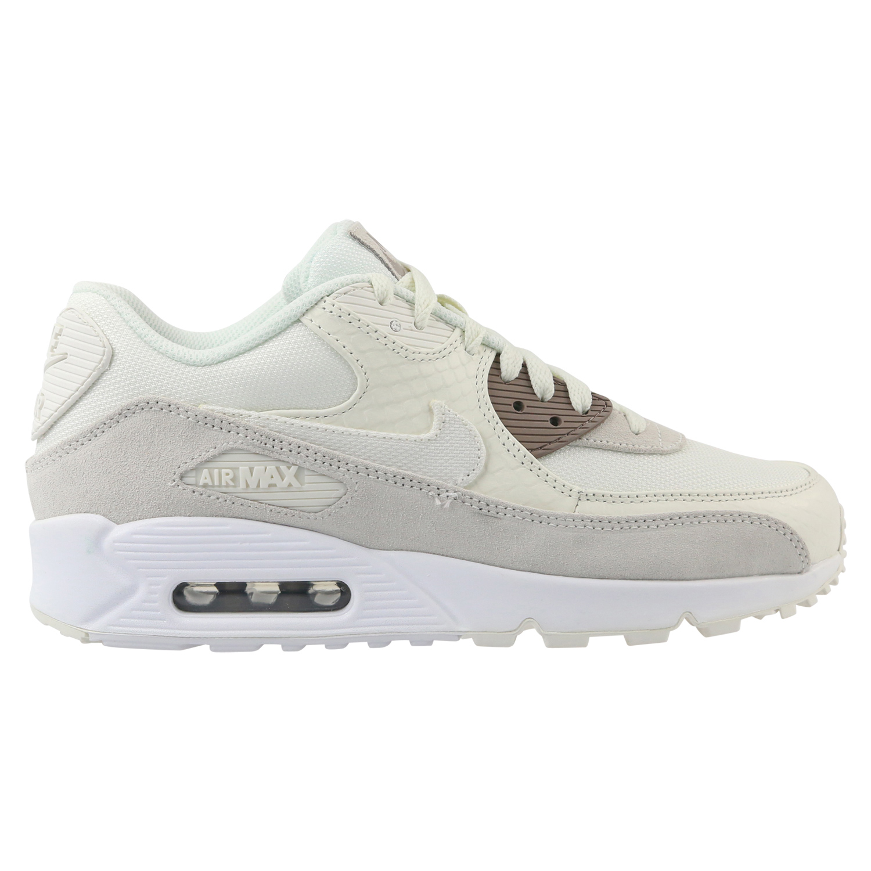 Details zu Nike Air Max 90 Premium Sneaker Schuhe Herren Beige 700155 102