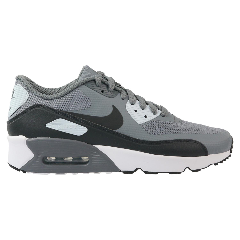Details zu Nike Air Max 90 Ultra 2.0 (GS) Sneaker Schuhe Kinder Damen Schwarz 869950 011