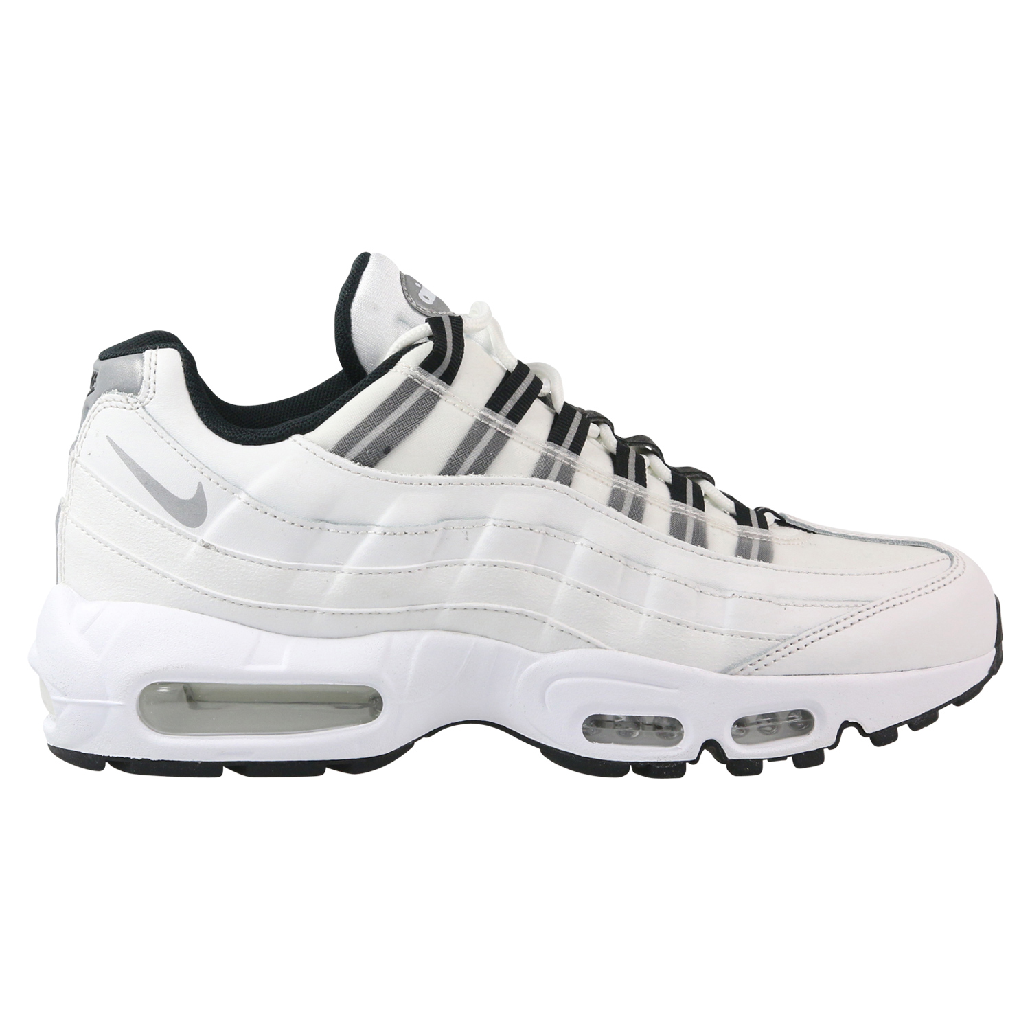 Details about Nike Air Max 95 OG Shoes Sneakers Womens 307960 113 White show original title