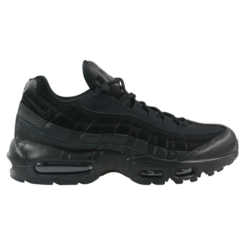 Détails sur Nike Air Max 95 Sneaker Chaussures Hommes Noir 538416 012 afficher le titre d'origine