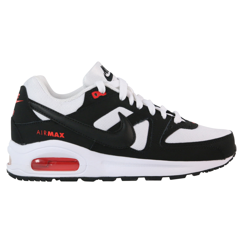 Details zu Nike Air Max Command Flex (GS) Sneaker Kinder Freizeitschuh Weiss 844346 100