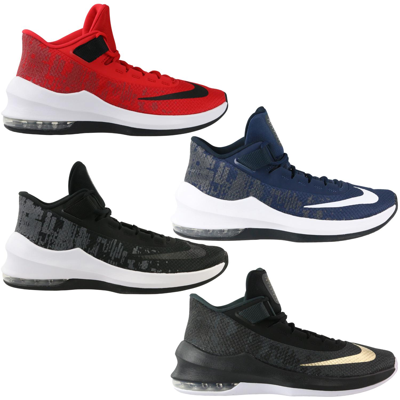 Details zu Nike Air Max Infuriate 2 Mid Schuhe Sneaker Basketballschuhe AA7066 Herren