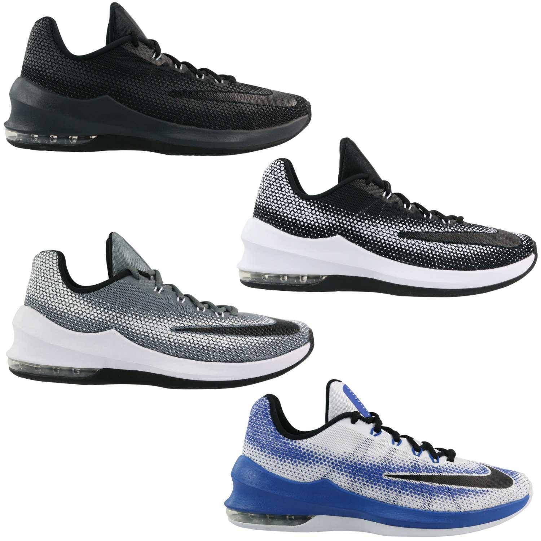 32d1a4161d25a6 Nike Air Max Infuriate Low Basketballschuhe Sneaker Schuhe Herren ...