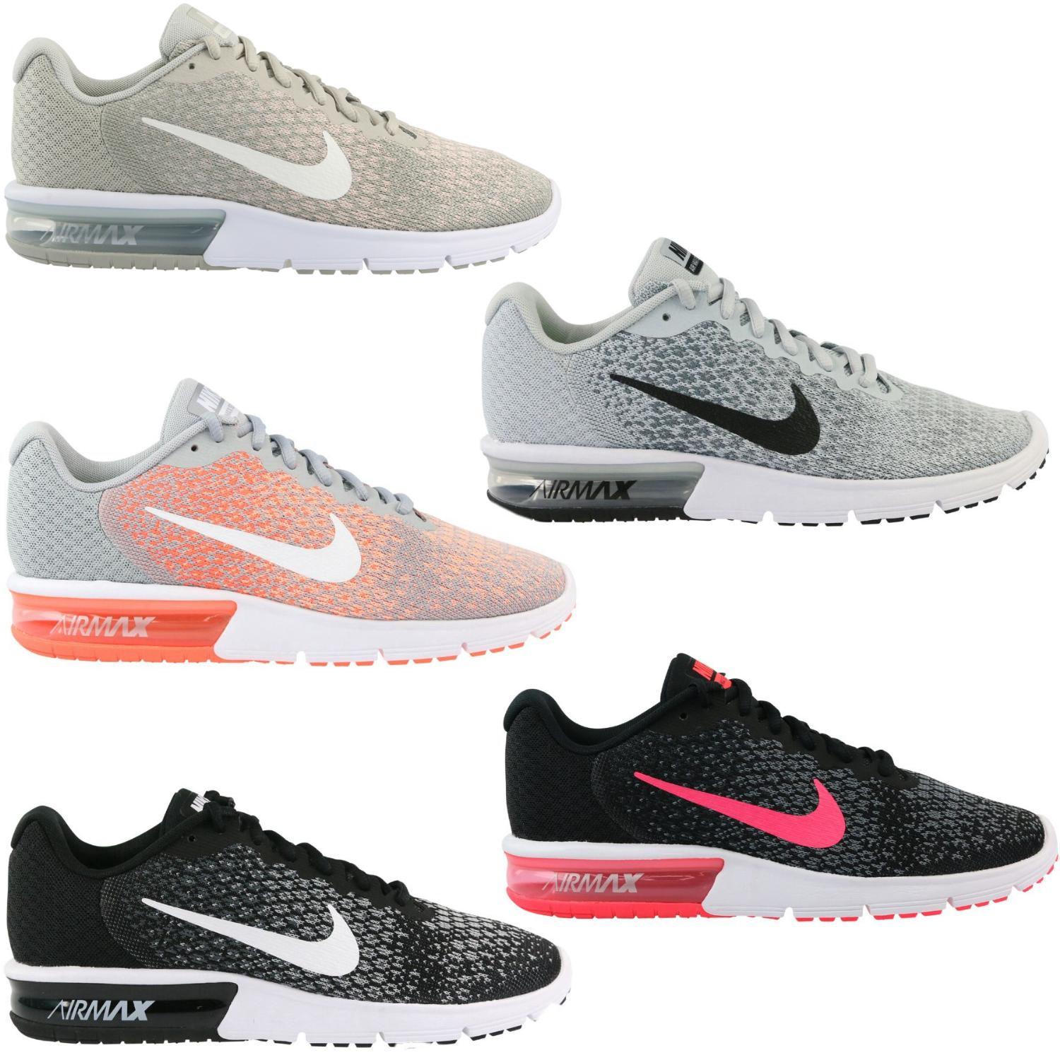 lower price with c5b0c 17aae Nike Air Max Sequent 2