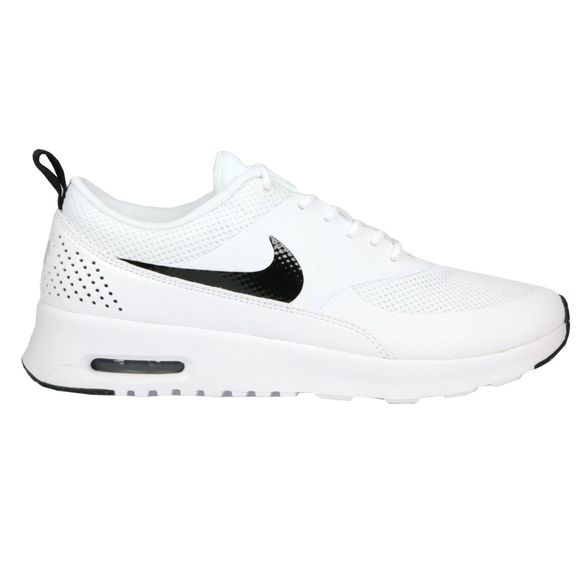5ef0a5928982f9 Nike Air Max Thea Schuhe Turnschuhe Sneaker Damen Weiß 599409-103