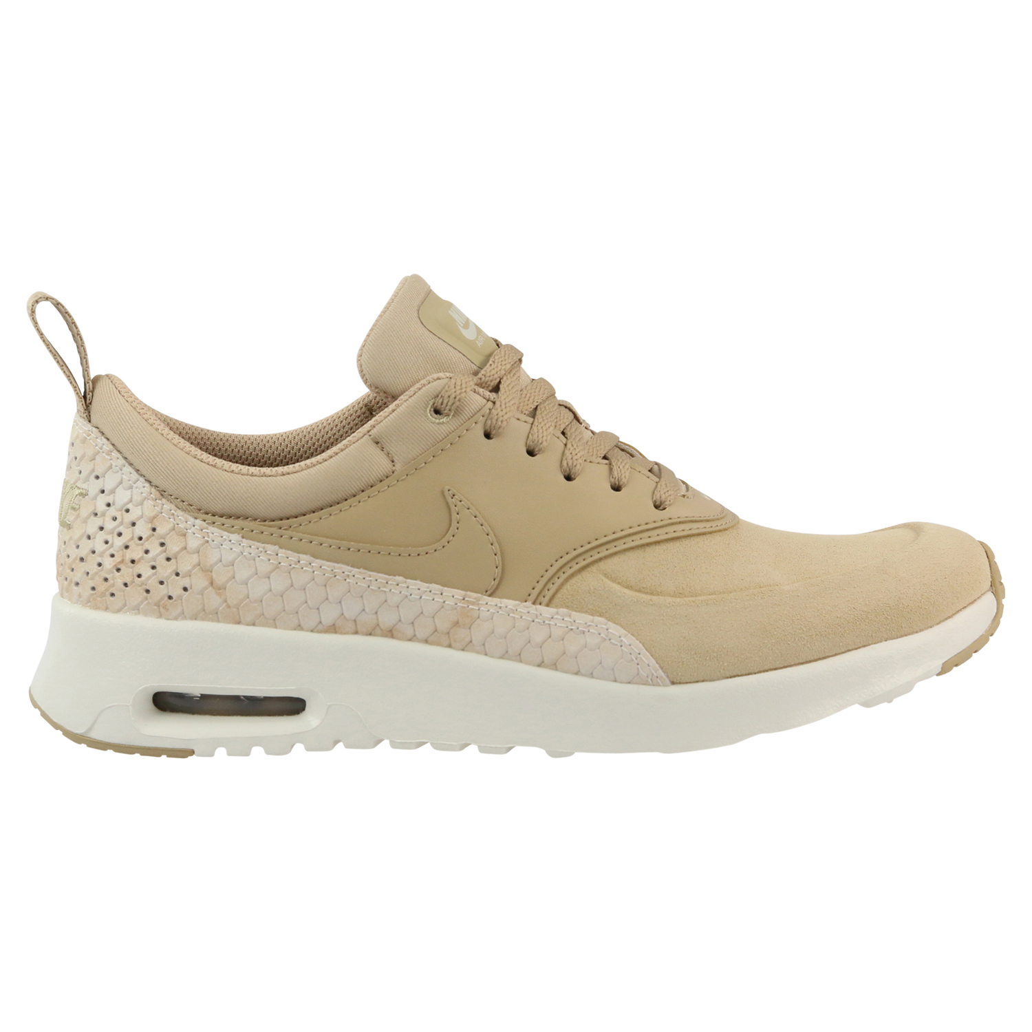 nike air max thea premium schuhe turnschuhe sneaker damen 616723 203 beige ebay. Black Bedroom Furniture Sets. Home Design Ideas