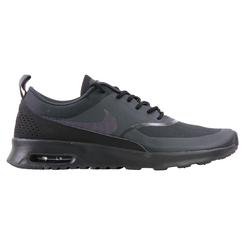 Detalles de Nike Air Max Thea zapatillas calzado casual zapatos señora negros 599409 036 ver título original