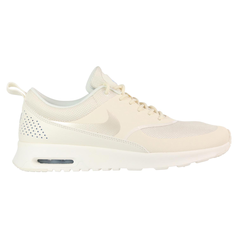 4b92450d4946ae Nike Air Max Thea Schuhe Turnschuhe Sneaker Damen 599409 112 Beige ...