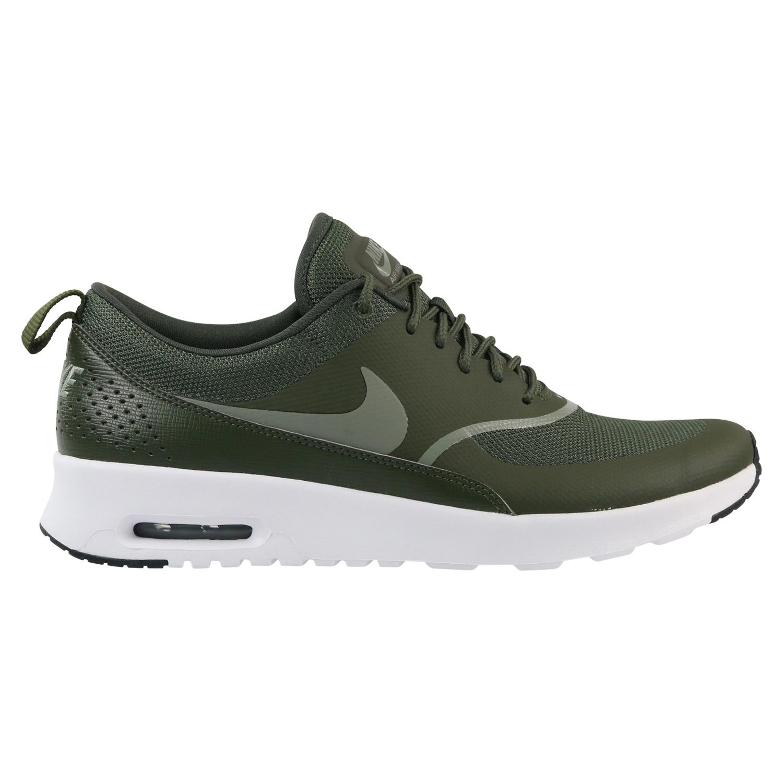56293a8f5bfc93 Nike Air Max Thea Sneaker Schuhe Damen Grün 599409 310
