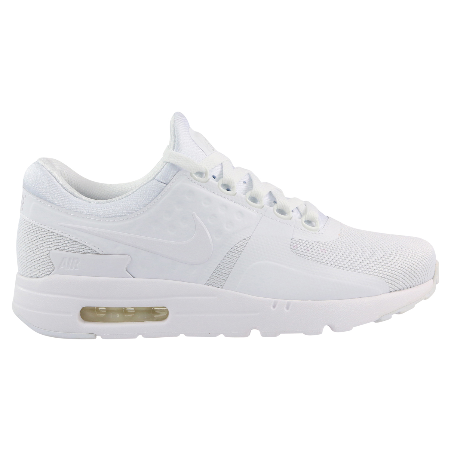 nike air max zero essential sneaker turnschuhe weiss. Black Bedroom Furniture Sets. Home Design Ideas