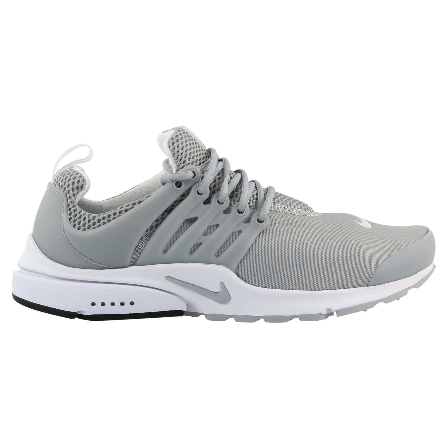 nike air presto essential sneaker turnschuhe schuhe grau. Black Bedroom Furniture Sets. Home Design Ideas