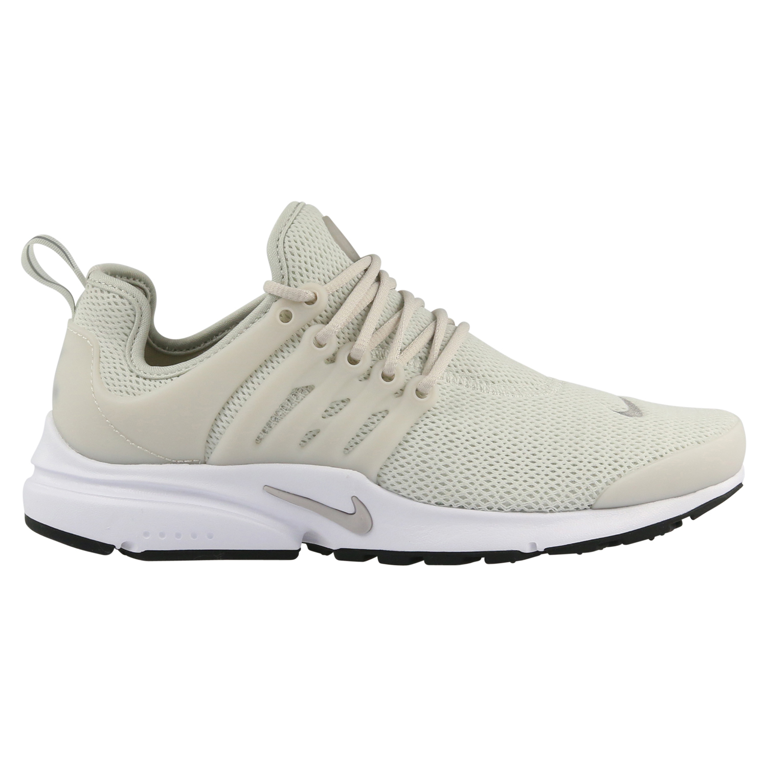 nike air presto damen sneaker schuhe turnschuhe hellgrau ebay. Black Bedroom Furniture Sets. Home Design Ideas