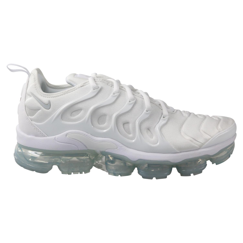 Dettagli su NIKE Air VaporMax PLUS Sneaker Scarpe da Uomo Bianco 924453 100 mostra il titolo originale