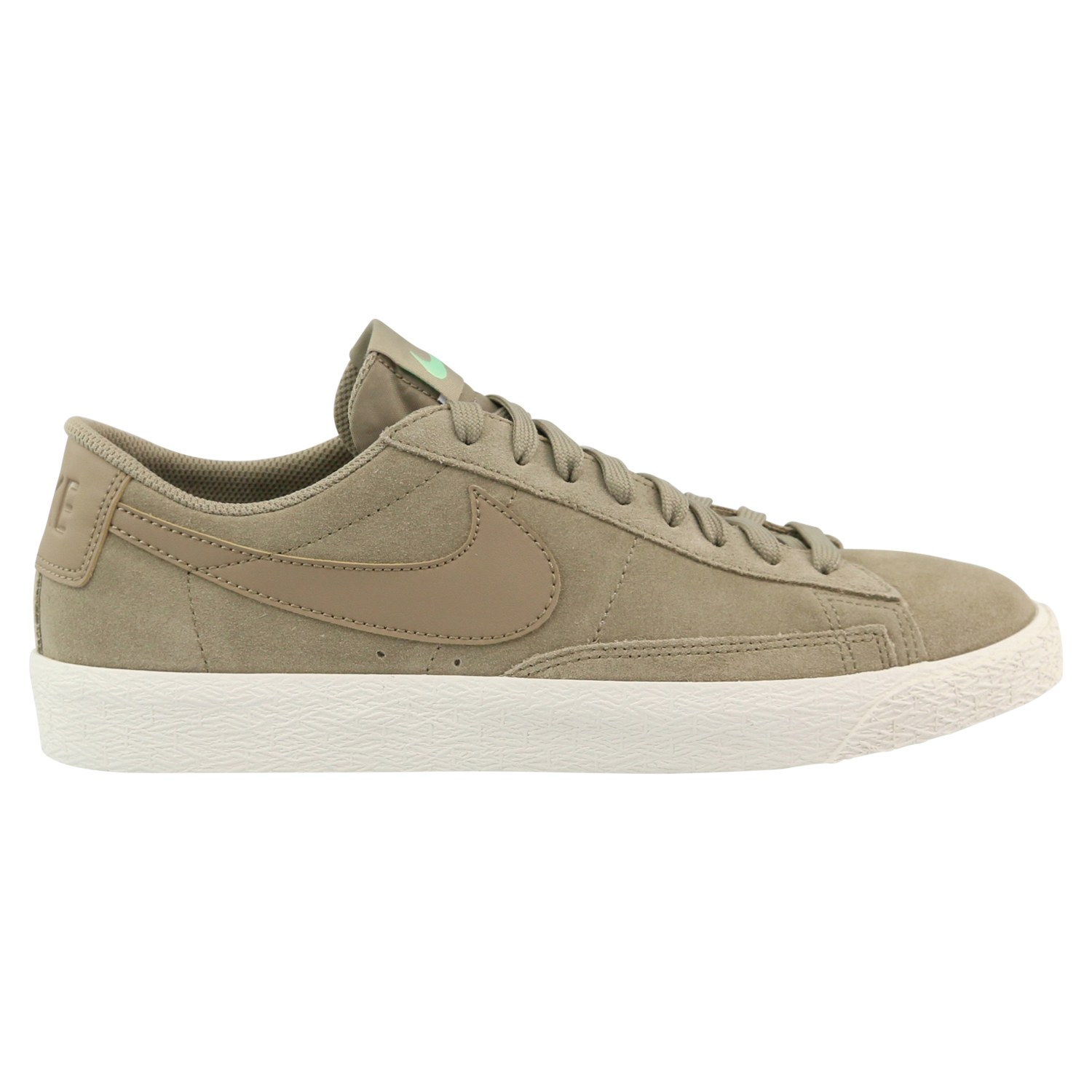 nike blazer low herren sneaker schuhe turnschuhe khaki. Black Bedroom Furniture Sets. Home Design Ideas