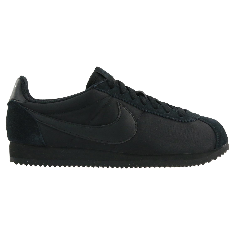 Nike Classic Cortez Chaussures De Sneaker Sport Sneaker De Hommes Femmes Nylon Cuir c63706