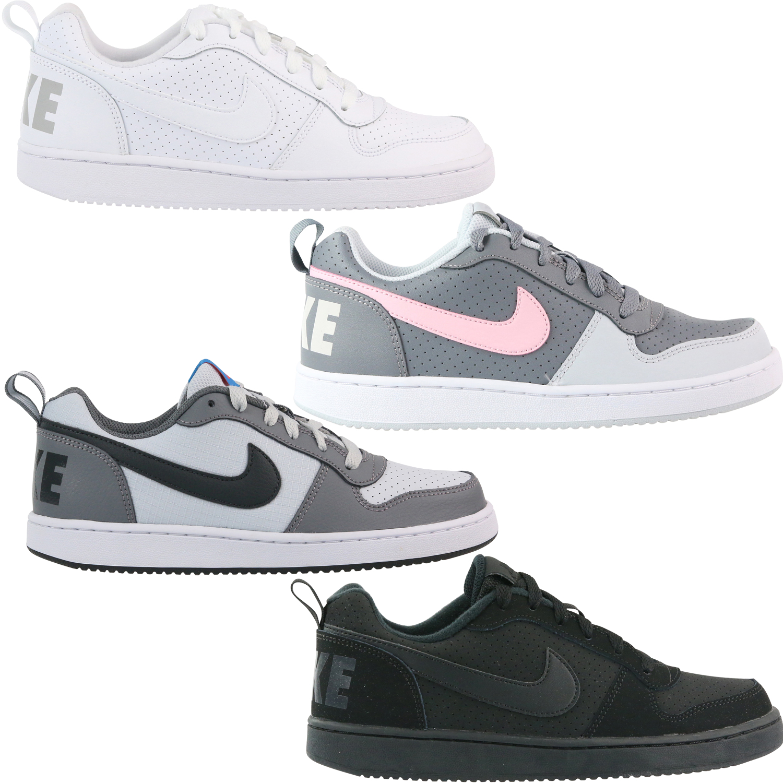 really comfortable uk cheap sale new high Details zu Nike Court Borough Low (GS) Schuhe Sneaker Kinder 839985 845104