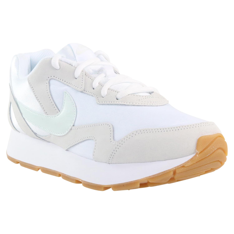 Details zu Nike Delfine Sneaker Damen Schuhe Weiß AQ2230 103