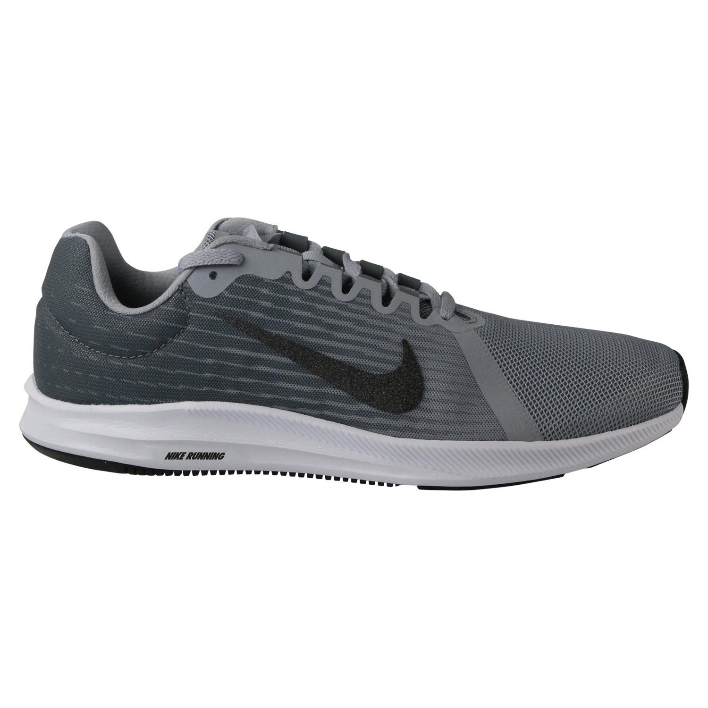 af989ff36d594 Nike Downshifter 8 Laufschuhe Schuhe Sneaker Herren Grau 908984 004 ...