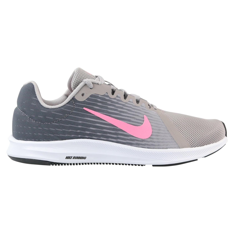 ebdcc421f726a Nike Downshifter 8 Laufschuhe Running Schuhe Damen Grau 908994 004 ...