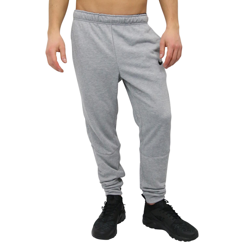 09e64fe980bb1c Nike Dri-FIT Hose Jogginghose Trainingshose Herren Grau 860371 063 ...