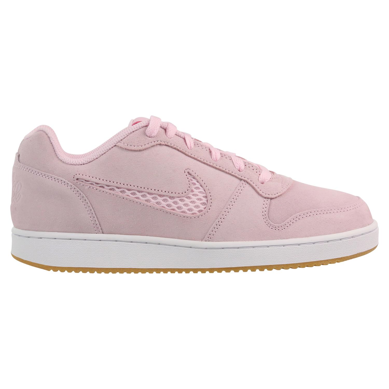 Details zu Nike Ebernon Low Premium Schuhe Sneaker Damen AQ2232 600 Rosa