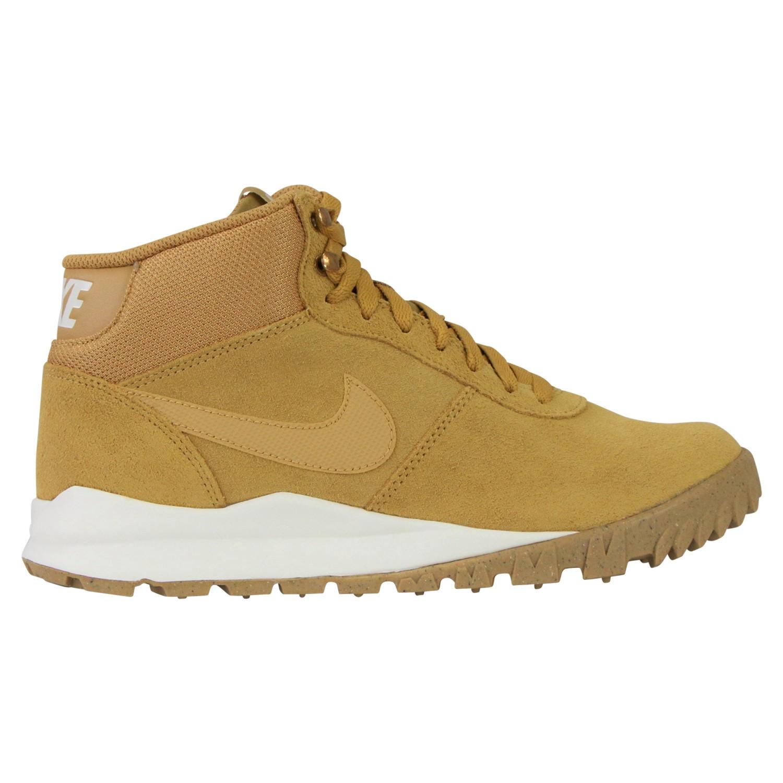 Details zu Nike Hoodland Herren Winterstiefel Schneestiefel Outdoorschuhe  Wildleder Boots
