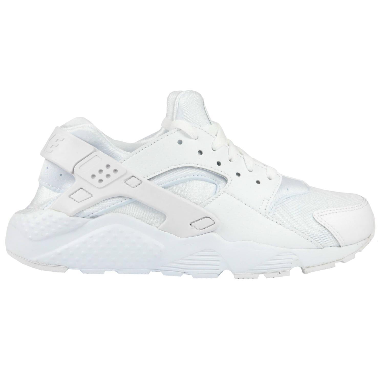 Details zu Nike Huarache Run (GS) Schuhe Turnschuhe Sneaker Jungen Damen  Mädchen Weiß 5b5b9390ac