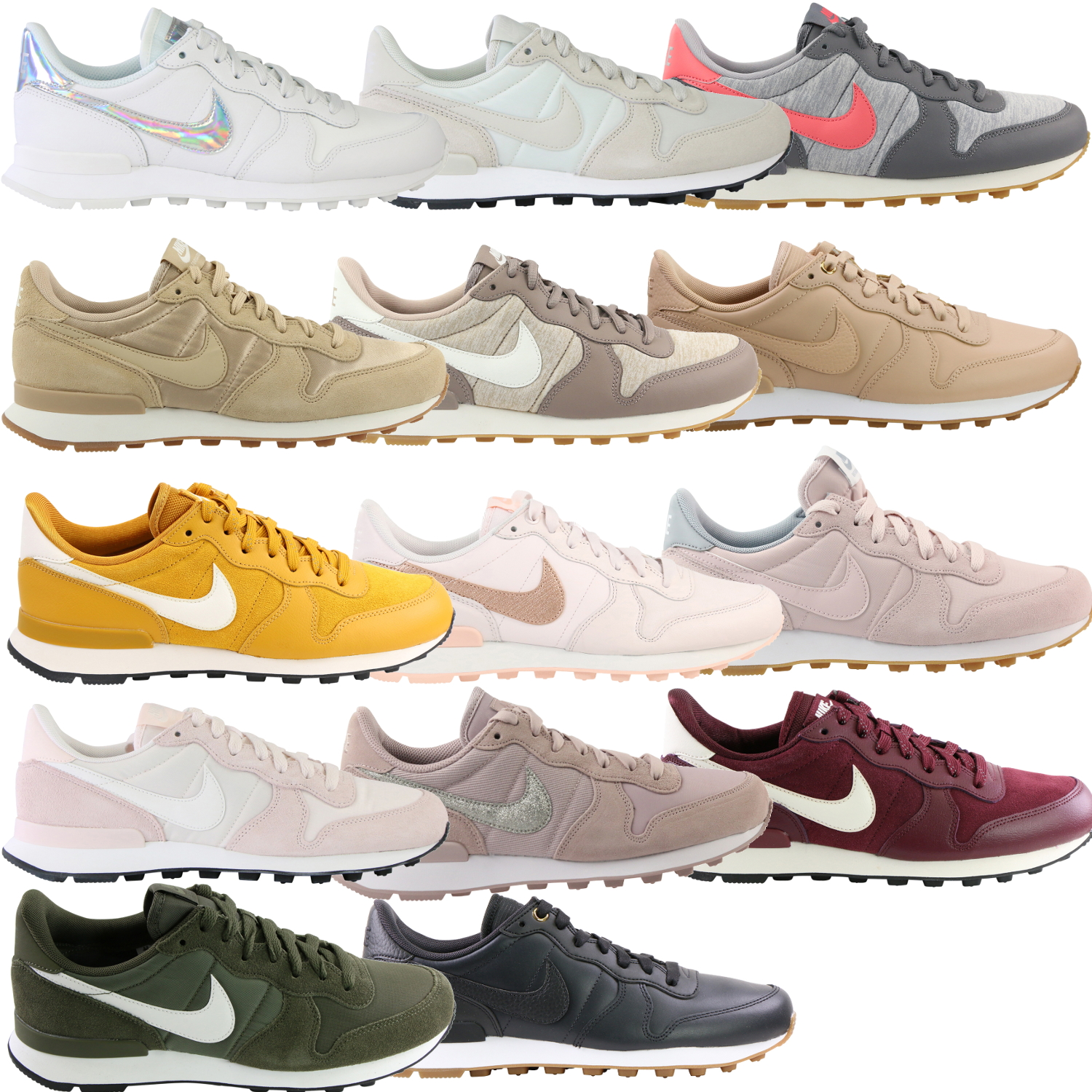 Details about Nike Internationalist SE Premium Shoes Sneaker 828407 Womens show original title