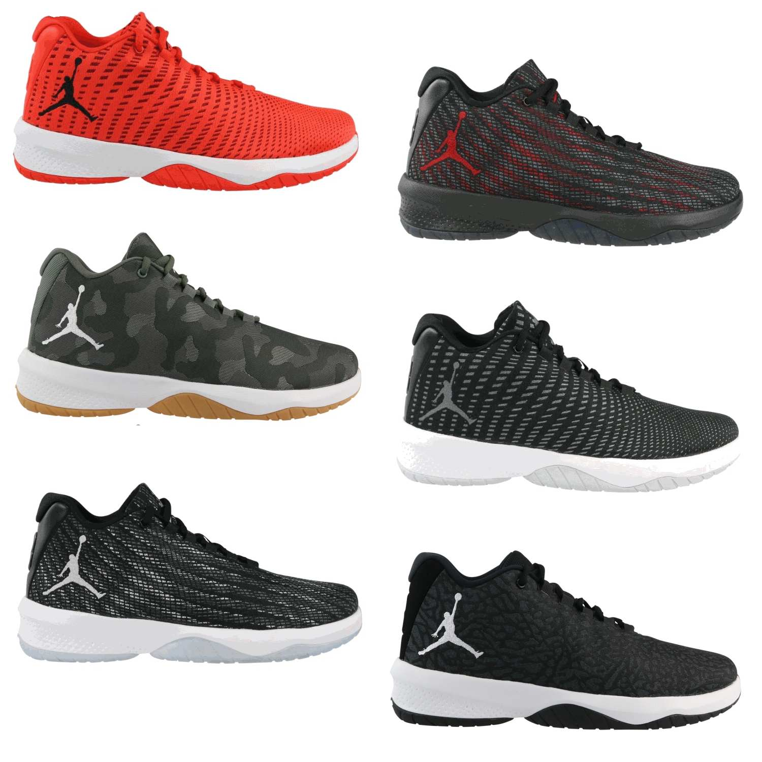 nike jordan b fly schuhe turnschuhe basketballschuhe. Black Bedroom Furniture Sets. Home Design Ideas