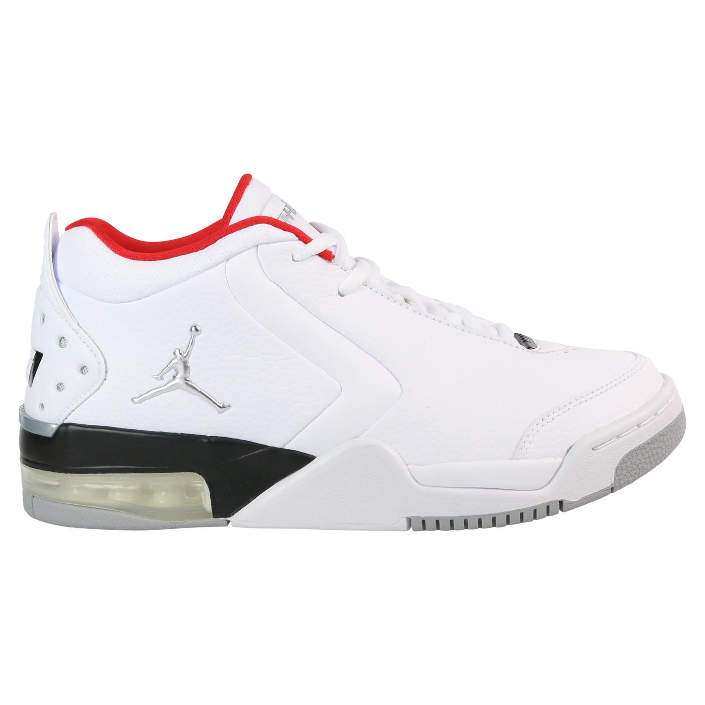 a2d0e9e2de Nike Jordan Big Fund (GS) Schuhe Sneaker Kinder BV6434 100 Weiß | eBay