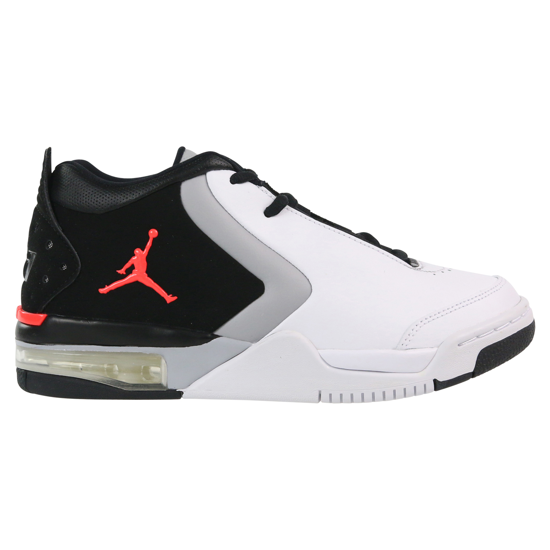 5121f1e8a9 Nike Jordan Big Fund (GS) Sneaker Schuhe Kinder Jungen Damen Weiß ...