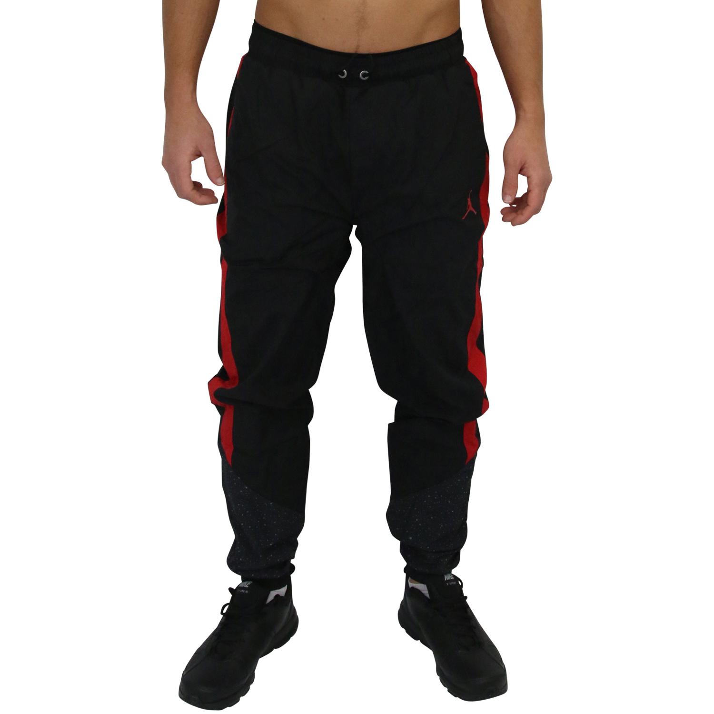 Details zu Nike Jordan Diamond Cement Hose Sporthose Jogginghose Herren Schwarz AR3244 010