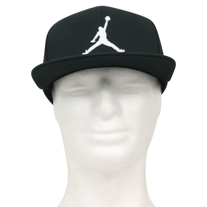 341177b57d Nike Jordan Pro Jumpman Snapback Kappe Mütze Cappi Cap AR2118 013 ...