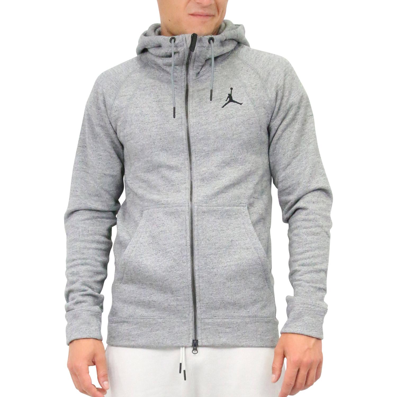 ddb9897310 Nike Jordan Sportswear Wings Fleece Hoodie Jacke Herren 860196 091 ...