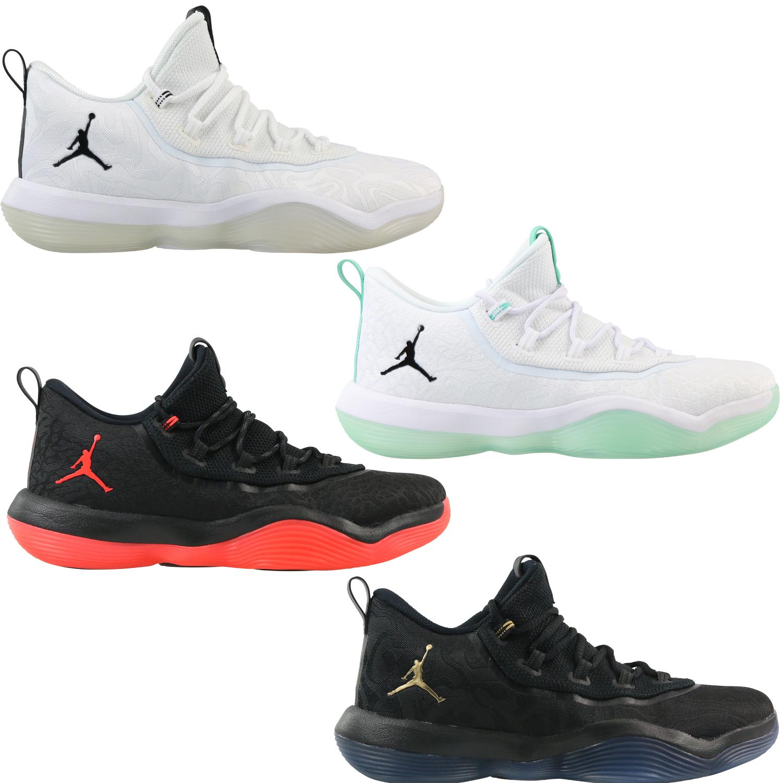 Details zu Nike Jordan Super.Fly 2017 Low PF Basketballschuhe Schuhe Sneaker Herren AA2547