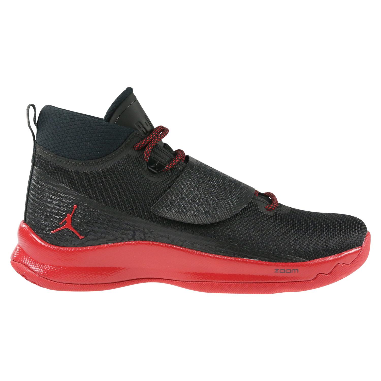 Details about Nike Jordan Super.Fly 5 PO Herren Basketballschuhe Schuhe Schwarz