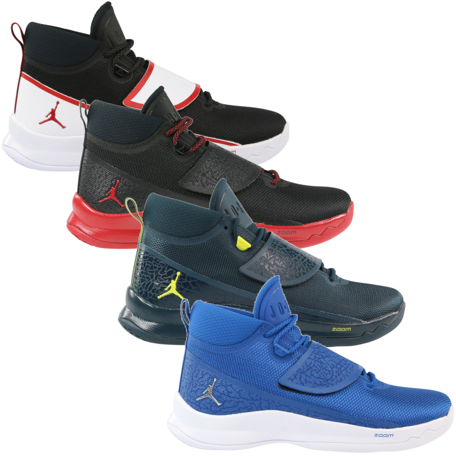 nike jordan super fly 5 po herren basketballschuhe schuhe. Black Bedroom Furniture Sets. Home Design Ideas